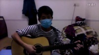 杰伦《彩虹》吉他弹唱