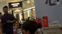 2014.10.26维意定制爱心活动百城同启现场25--小丑表演2(佛山南海万达广场)