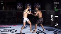 UFC 终极格斗 安卓版试玩