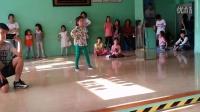 天长市 少儿爵士舞 瑶瑶小美女进步视频——舞空间·潮流舞蹈培训
