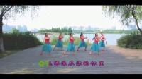 姚红梅vs柴华-你若不离我便生死相依-绿韵茶缘广场舞