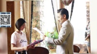 """全娱乐早扒点 2015 5月 46岁吴秀波恋上""""萝莉""""唐艺昕 戏中深情拥吻 150527"""