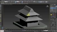 3dsMax经典游戏场景 中式建筑的制作-破庙01