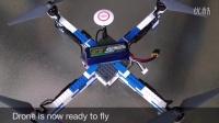 自己砌出来!乐高(LEGO)无人机可装上 GoPro 镜头任意飞翔