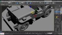 3dsMax软件基础入门教程 第3物体在视图中的显示方式
