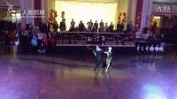 完美的斗牛表演引爆全场!来自迈克尔 乔安娜 IVDC 2015 - Michael & Joanna Latin Show - Pasodoble