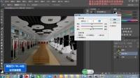 3d效果图室内设计健身房渲染出图及后期处理之一