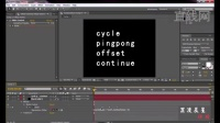 AE表达式视频教程 14 循环函数