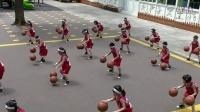 昆明市康贝儿省建六公司幼儿园-篮球操