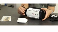 vr box 小宅魔镜头盔 虚拟现实眼镜 智能手机3D眼镜 暴风影音