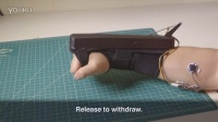 3D打印时代的玩具——金刚狼爪