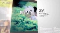 企业公司产品展示动画荣誉证书展示AE模板