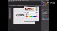 [PS]11.Adobe Photoshop CC工具箱讲解8(填充工具、渐变工具讲解)