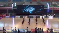 青岛UmeDance詹勇拉丁舞 2015全国体育舞蹈邀请赛 成人女子拉丁集体舞