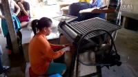 越南手工米粉制作过程3