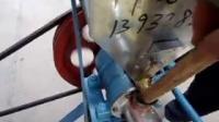河北衡水汽油机玉米膨化机麻花视频展示QQ914794760