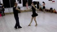 我们的国标班--牛仔舞。