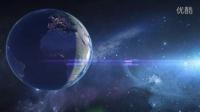 AE模板2942-史诗大气真实三维地球行星唯美耀斑AE模板
