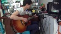 吉他弹唱《她们》 东台时堰琴朗吉他艺术  武飞宇 QQ:1246740400