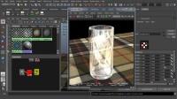 maya软件基础 第六节:玻璃材质的表现