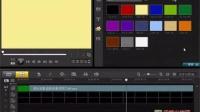 新版视频制作-会声会影x4制作绚丽效果2-3 遮罩制作以及电视墙的制作
