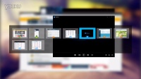 深度操作系统全新窗口管理器设计演示(1):程序切换窗口