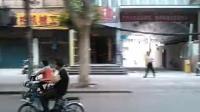 郑州市100路公交车MOV00024