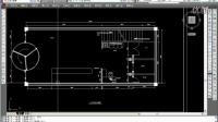 绘制酒店大堂平面布置图3dmax cad教学初级入门高级进阶全套教程二维三维绘制
