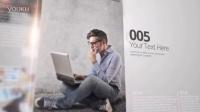 952_科技感企业公司展示动画AE模板
