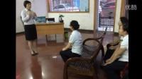 汉川农村商业银行标准服务导入十二现场