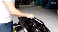 视频: 途菲乐川崎VERSYS650 边箱支架安装说明