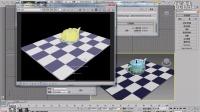 琅泽中文CG教程_老高课堂_Vray3.0 for 3dmax2014第42课_虚拟环境及VrayMtl反射模糊