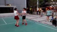 圣堂镇开心健身队-《双人舞蹈~牛仔舞》