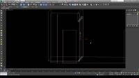 3Dmax室内效果制作教程 第八章  玻璃隔断