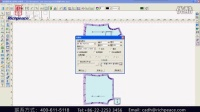 富怡服装CAD  排料界面输出纸样