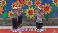 幼儿舞蹈《我是小海军》新石幼儿园表演