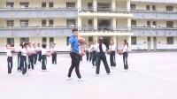 小学四年级体育水平二《小篮球原地运球》教学视频-高嵘嵘-第六届全国中小学优秀体育教学观摩课