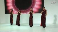 福州MUST女子舞团    车展 旗袍扇子舞——招待