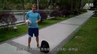 阿迪达斯麦斯足球训练法——第3集高速控球技巧