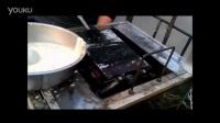 煤气鸡蛋卷机2 东平县六面烤蛋卷机 鸡蛋卷机厂家 脆皮冰淇淋蛋卷机
