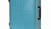 24寸铝框拉杆箱万向轮米字PC旅行箱商务登机箱女男磨砂行李箱新品