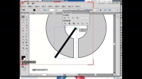 ai教程 信息图绘制中路径查找器 淘宝美工 文字工具