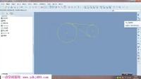 CAD教程proe三维教程cad三维教程