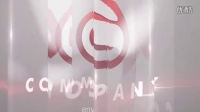 A0774优雅透明质感玻璃折射变形扭曲企业公司logo片头开场AE模板