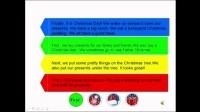 小学英语微课视频-六年级《at christmas》