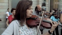 Flashmob Flash Mob - Ode an die Freude 《 Ode to Joy 》 Beethoven Symphony No