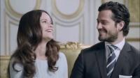 """瑞典""""灰姑娘""""女模嫁全球最有名王子"""