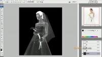 [Ps]杂志婚纱设计4