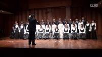 上海市静安区残疾人合唱团2014新年音乐会 指挥:别海音——希伯来奴隶合唱