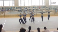 黑龙江省第十六届大学生运动会有氧舞蹈自编操第一名